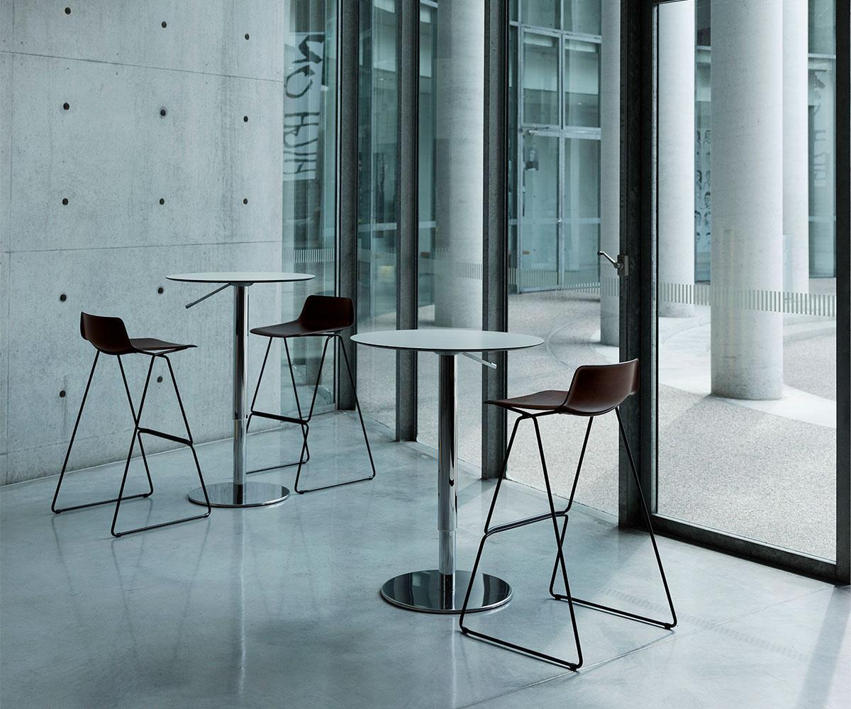Coffee table T2 Bistrot Quadrato