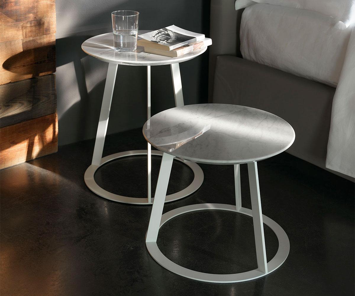 Coffee table Albino Family Marmo