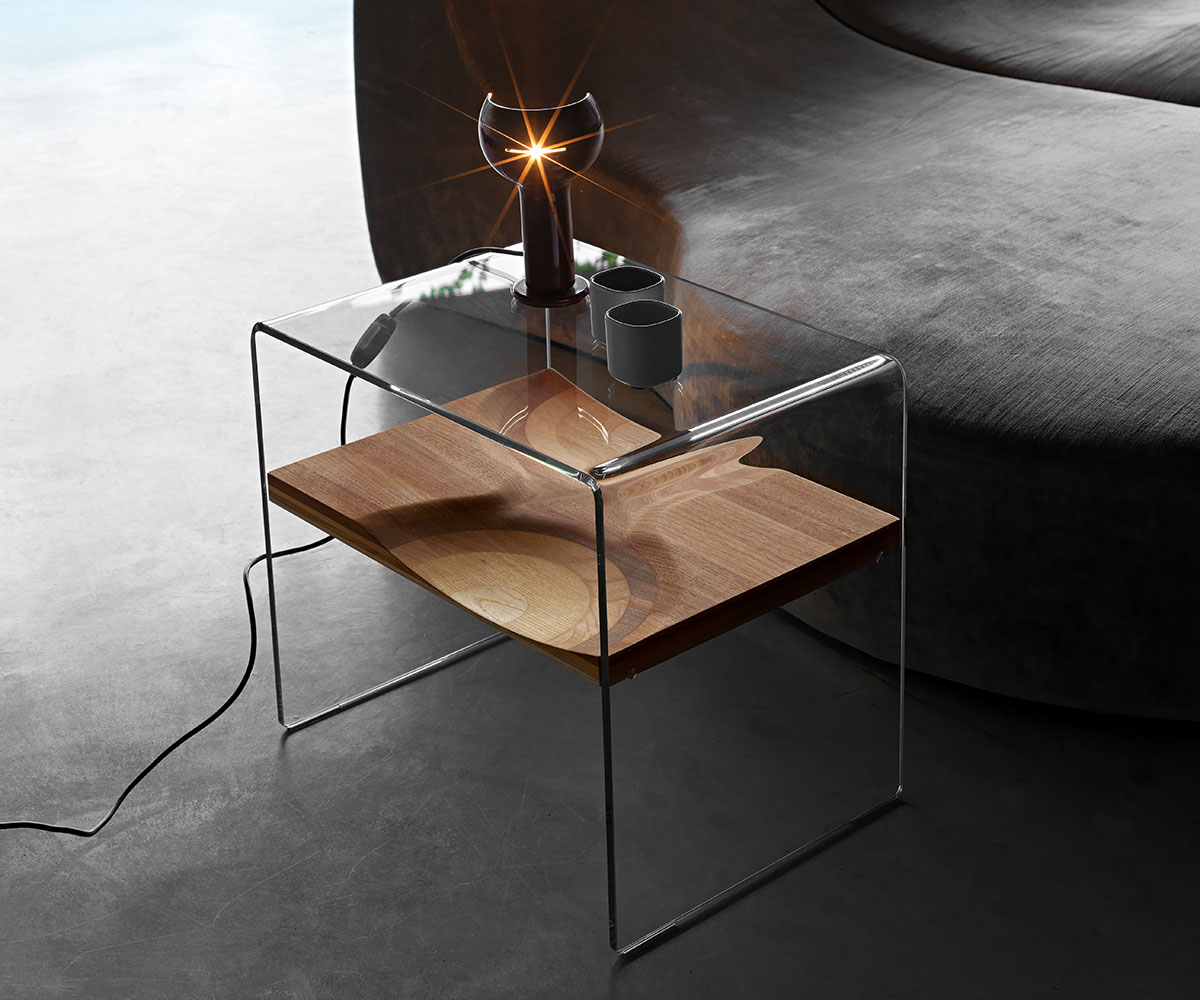 Coffee table Bifronte