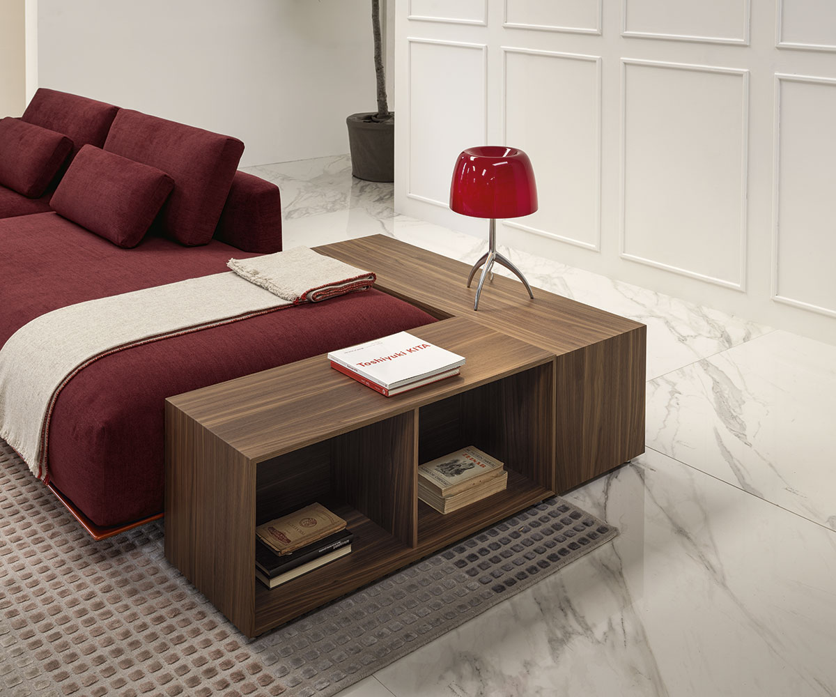 Coffee table Duet