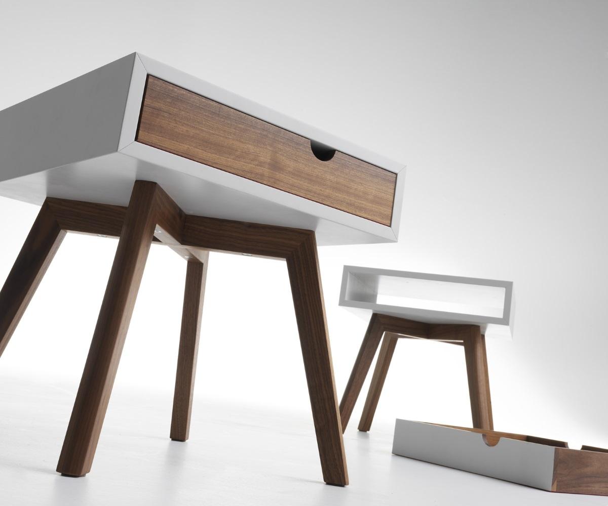 Side table and nightstand Io e Te