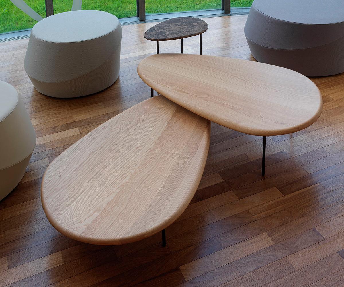 Coffee table Lily Legno