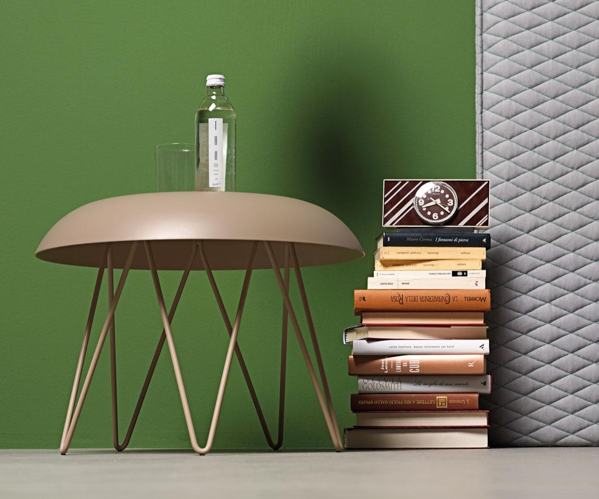 Coffee table Meduse Alto