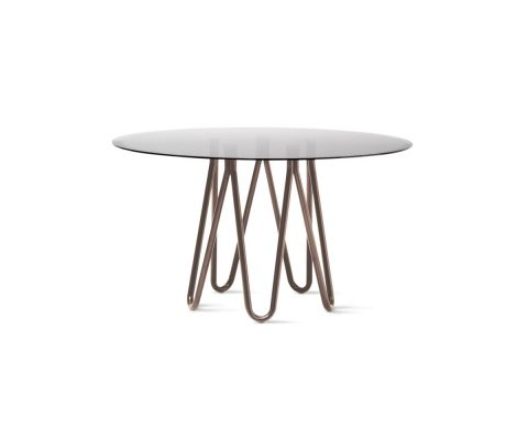 Table Meduse Vetro