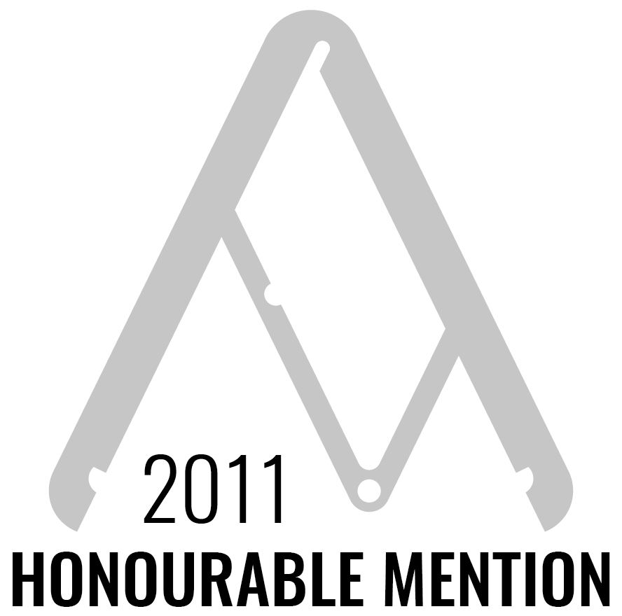 honourable mention 2011