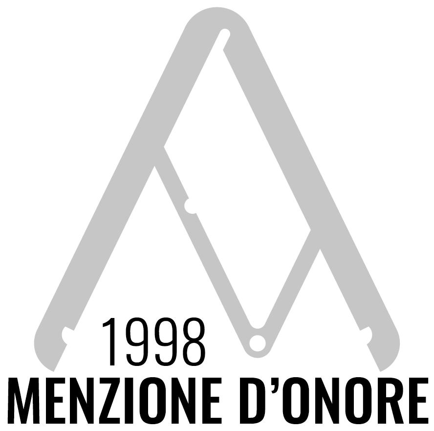 menzione d'onore 1998