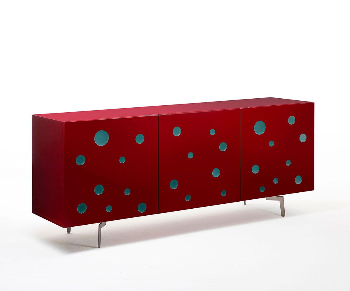 Sideboard Polka Dots