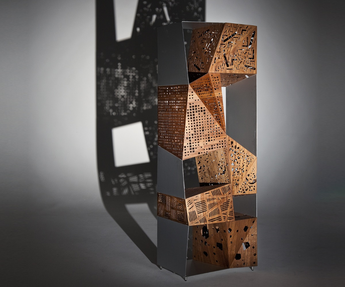 Riddled totem casamania horm mobili di design per la for Idea casa mobili