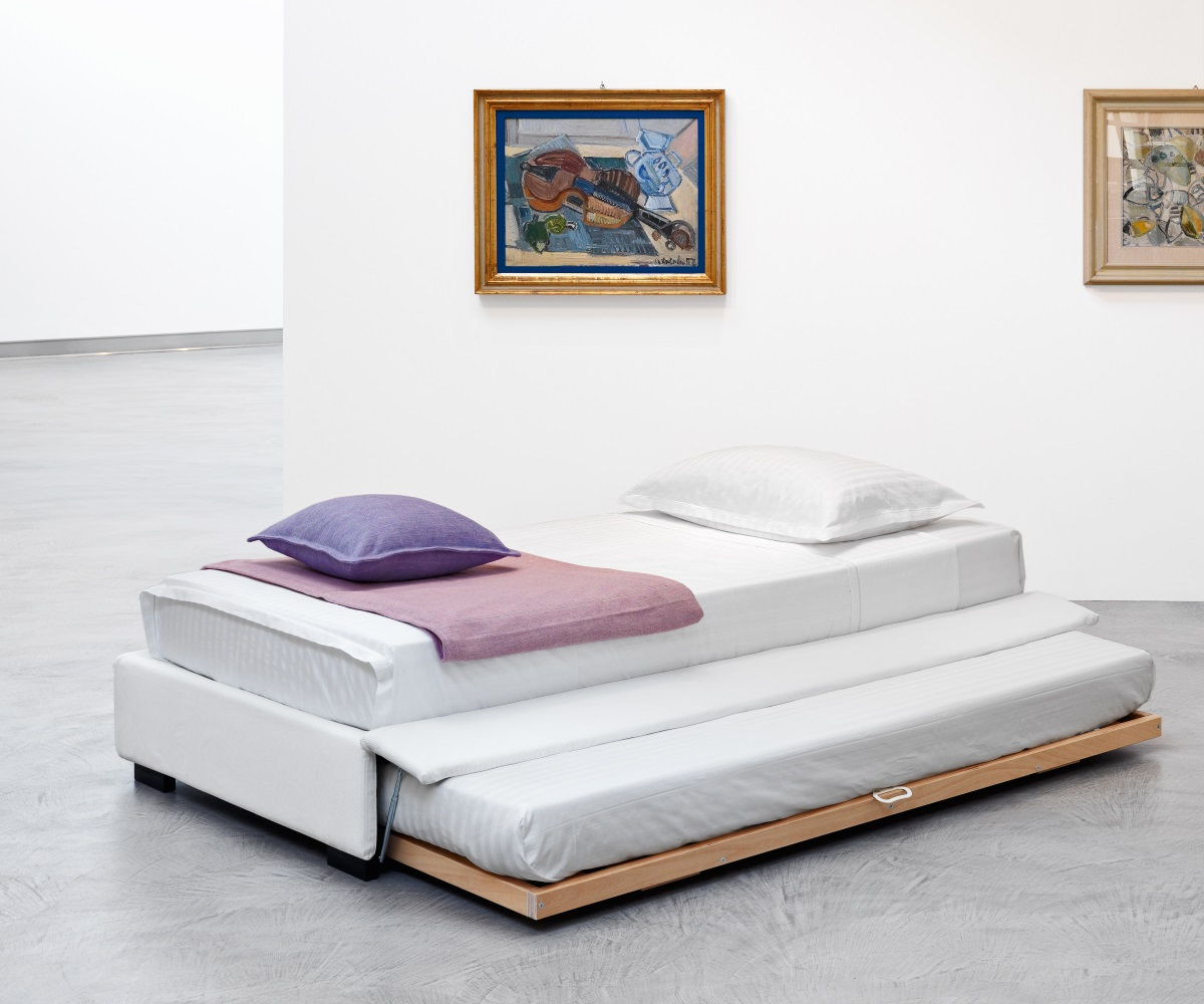 Bed Sommier Figi