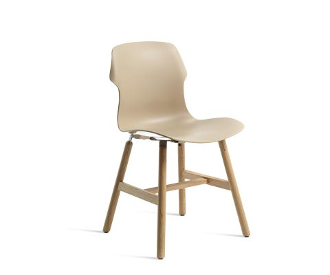 Chair Stereo Wood Polipropilene