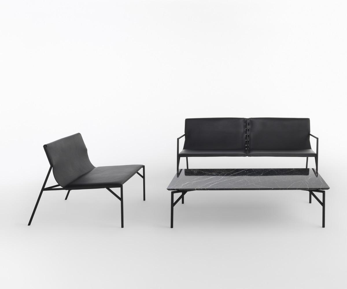 Lounge chair Tout Le Jour