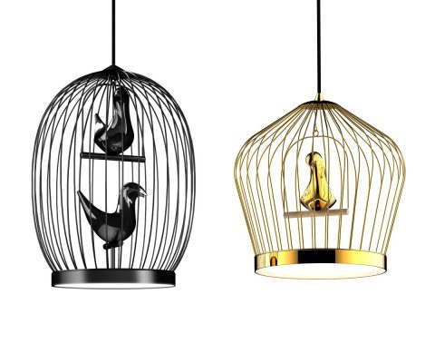 Suspension Lamp Twee T.
