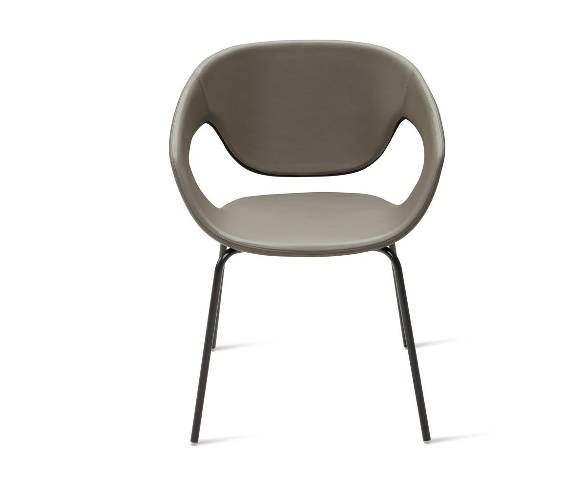 Chair Vad Impilabile Imbottita