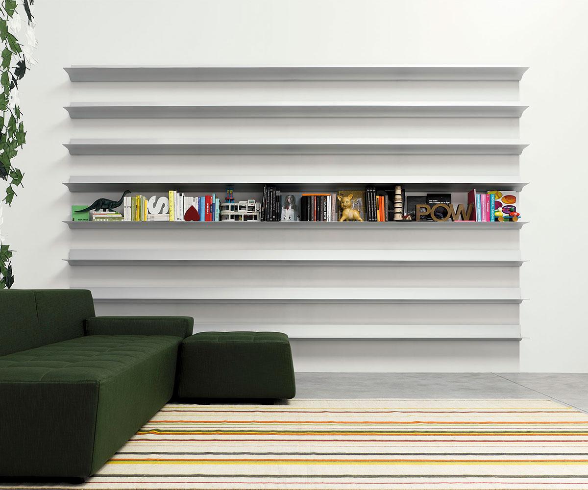 Wall shelf Web Stopper