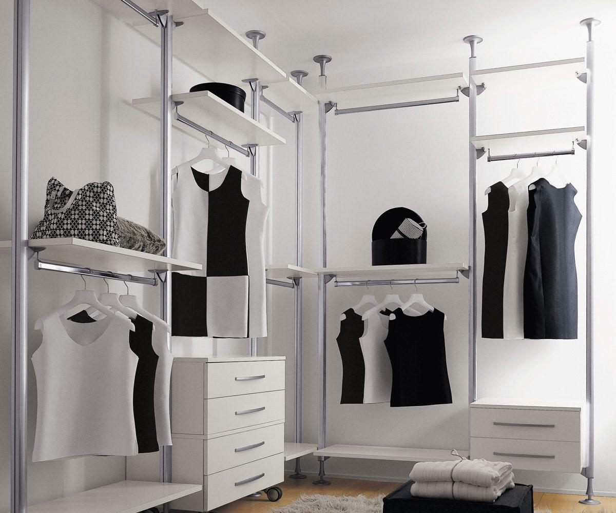 Walk-in Closet Web System