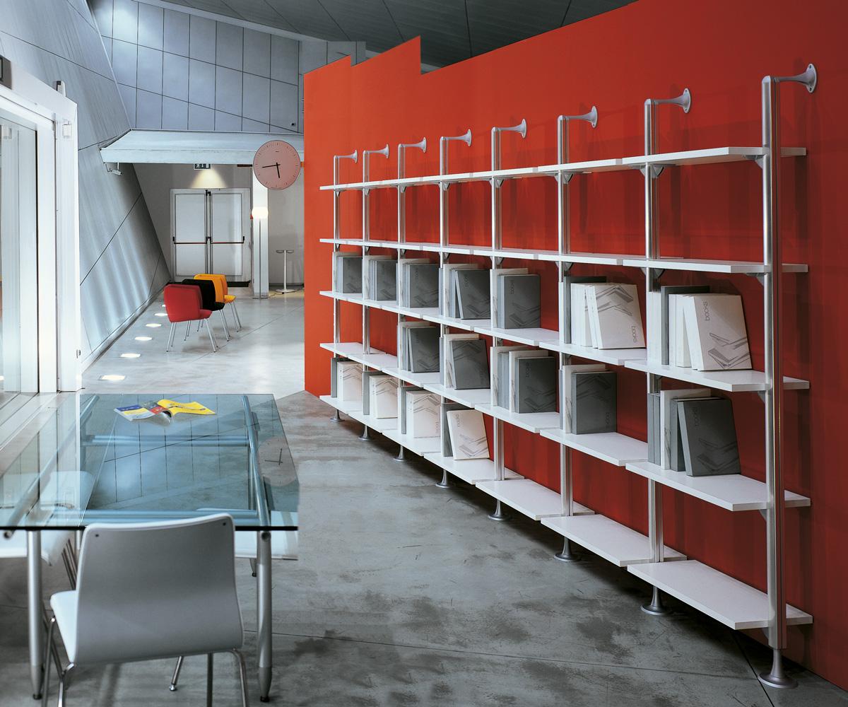 Bookcase Web System